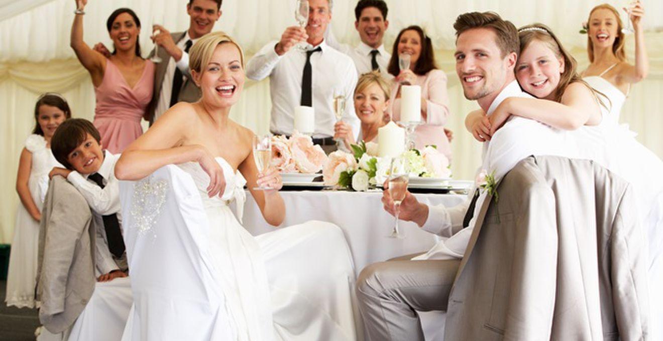 結婚式の親族紹介の仕方/紹介の順番や挨拶の例文など