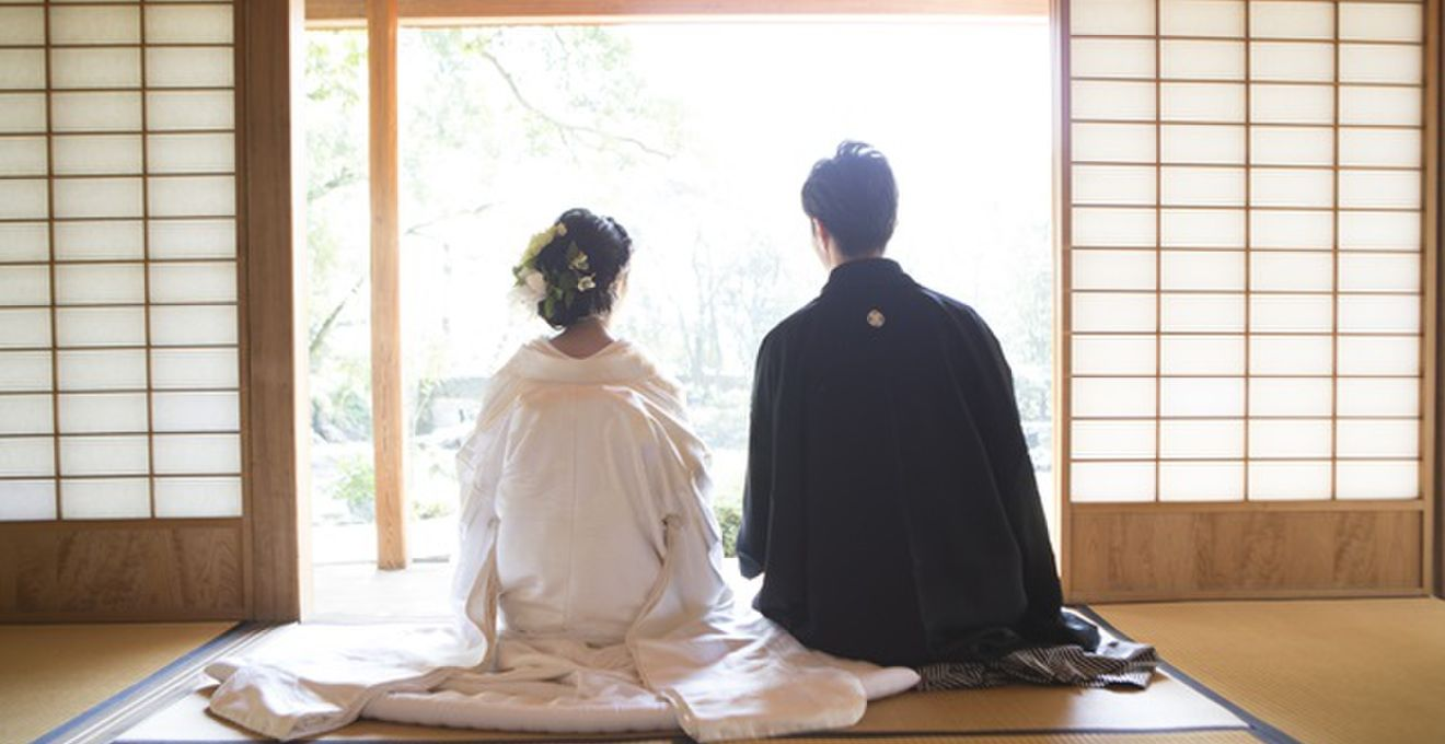 660a569f4 挙式や披露宴、演出に『和』の要素を取り入れた結婚式『和婚』 | 結婚 ...