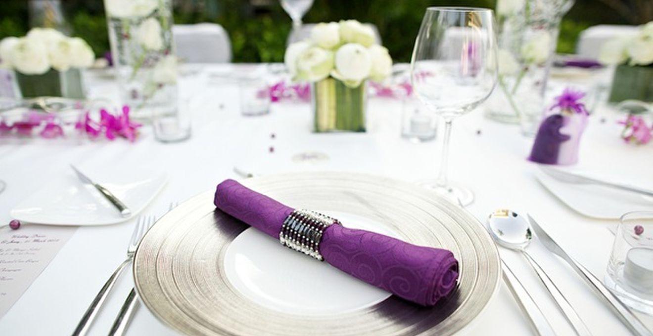 結婚式の席札を手作りする3つの工夫