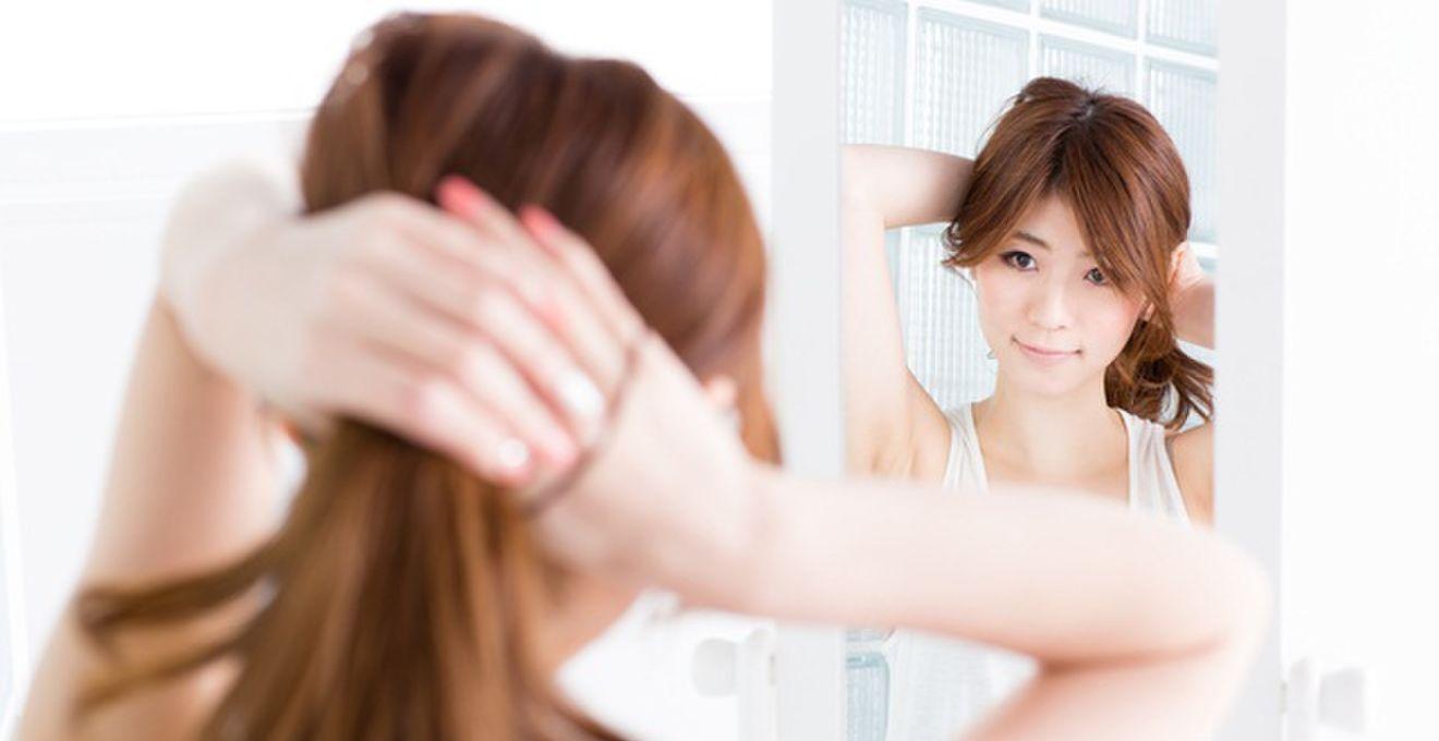 結婚式お呼ばれの髪型をかわいく♪自分でできる簡単ヘアアレンジ