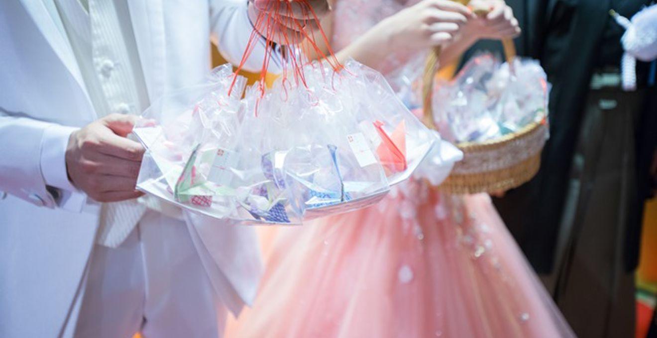 結婚式二次会のビンゴゲームにおすすめの景品<予算別まとめ>