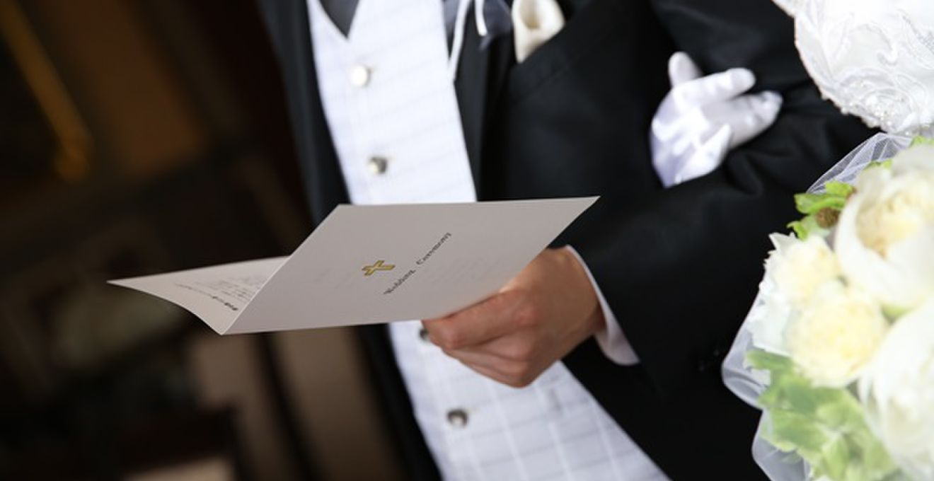 新郎挨拶にそのまま使える! 結婚式ウェルカムスピーチ文例