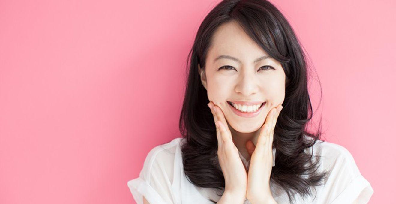 「女性の笑顔」の画像検索結果