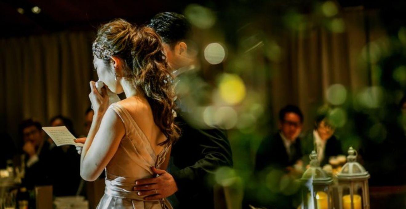 【花嫁QA】涙なしの笑顔の式にしたいから。《花嫁の手紙》はなしでもいいですか?