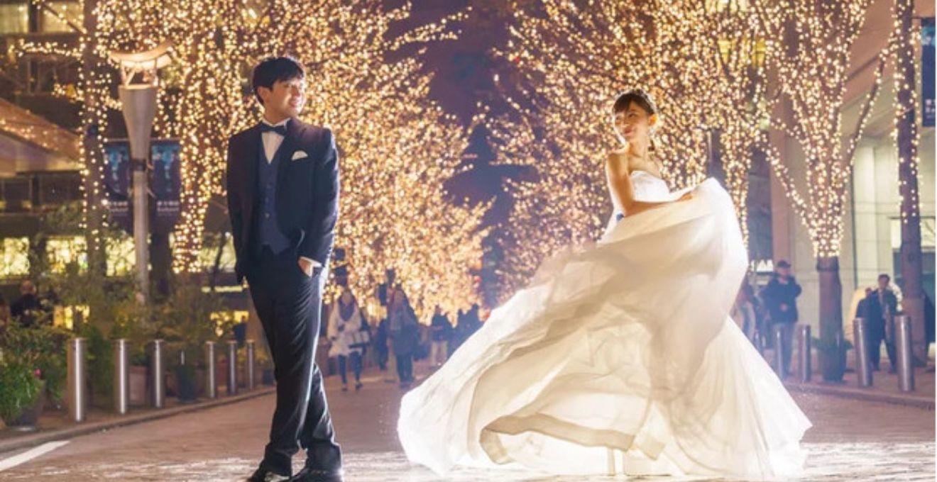 【結婚式前撮り】衣装に小物、ポーズはどうした?先輩花嫁さんの回答を一挙公開!