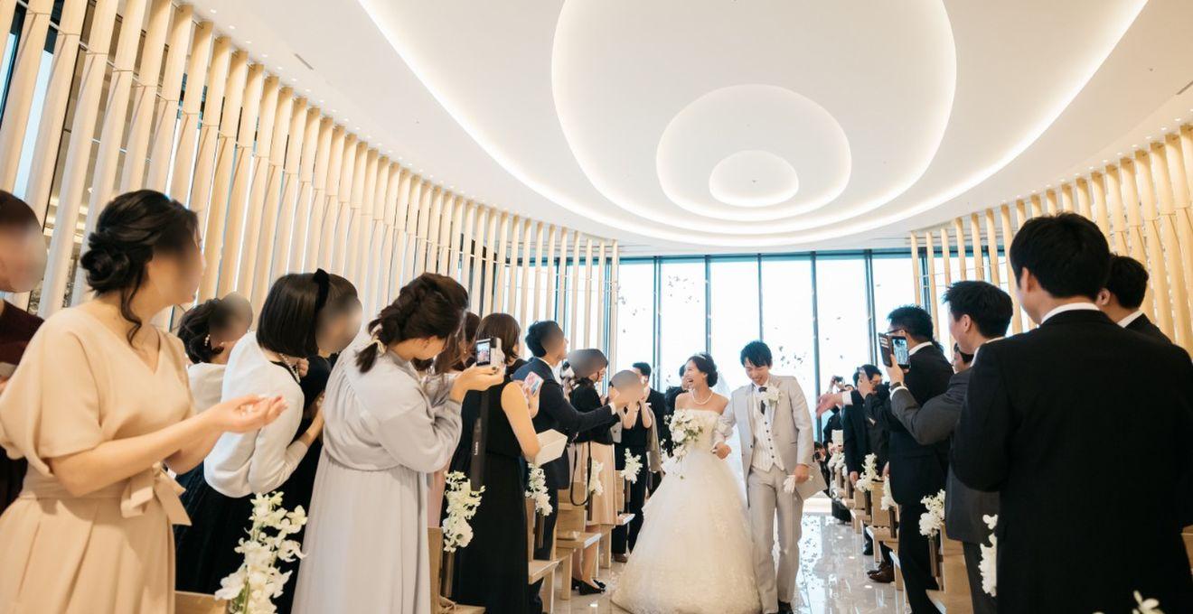 ゲストへの溢れる感謝を伝えたい!リオープンした「東京會舘」で叶えた、おもてなしウェディング