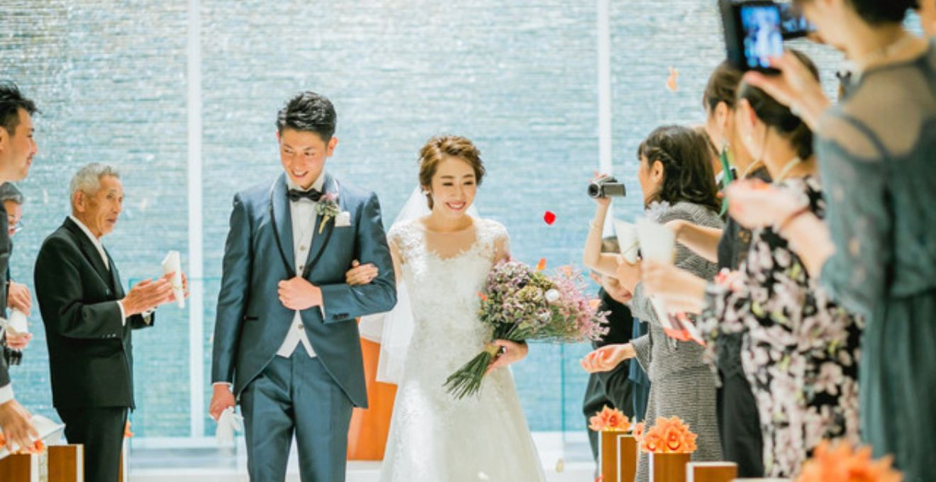 選択肢は5,000!全国の結婚式場から自分たちに最適な場所の選び方