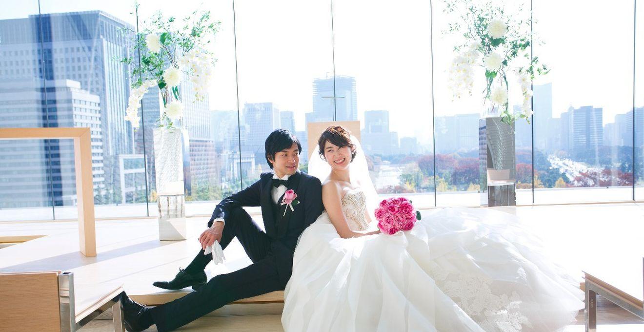 7086c77a13c71 結婚式 \どこまでもエレガント/東京のホテルウェディング会場12選 ...