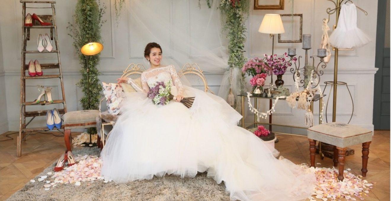 《2019年版》\インスタ花嫁に聞いてみた/実際に選んだウェディングドレスはどれ?