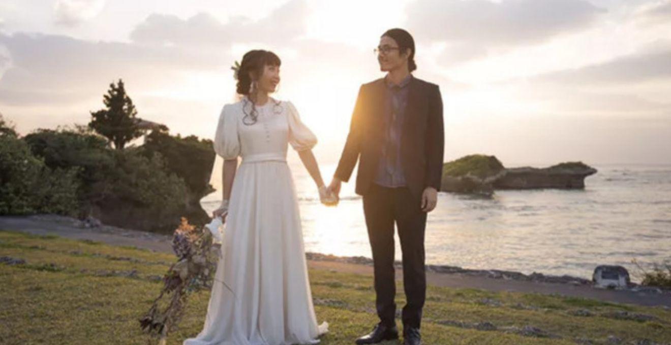 春婚に*幸せオーラいっぱいの《コットンドレス》はゆるさがカギのウェディングドレス♪