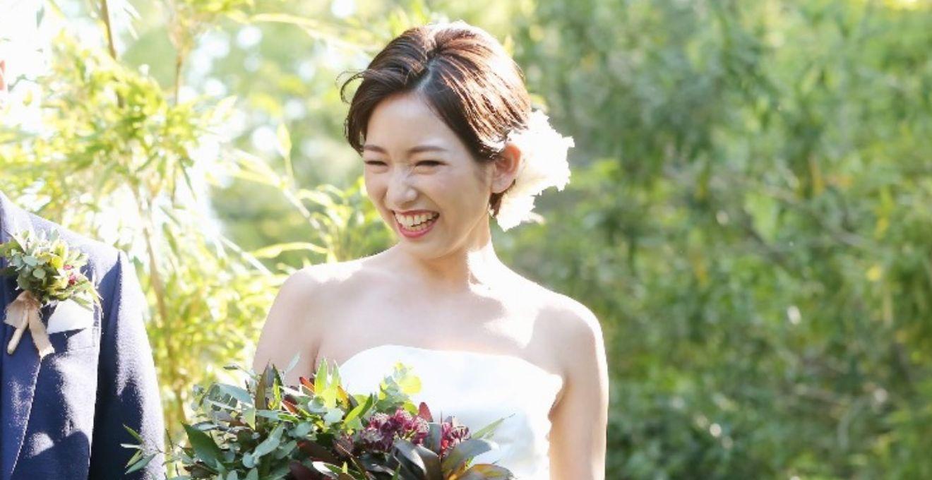 ショートカットでおしゃれ花嫁になれる♪《#小顔カット》が人気の凄腕美容師さんを発見*