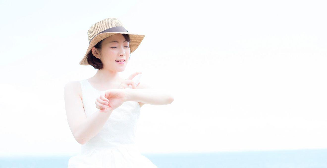 【花嫁美容】全身の日焼け止めを3分で!プロが教える夏の時短方法