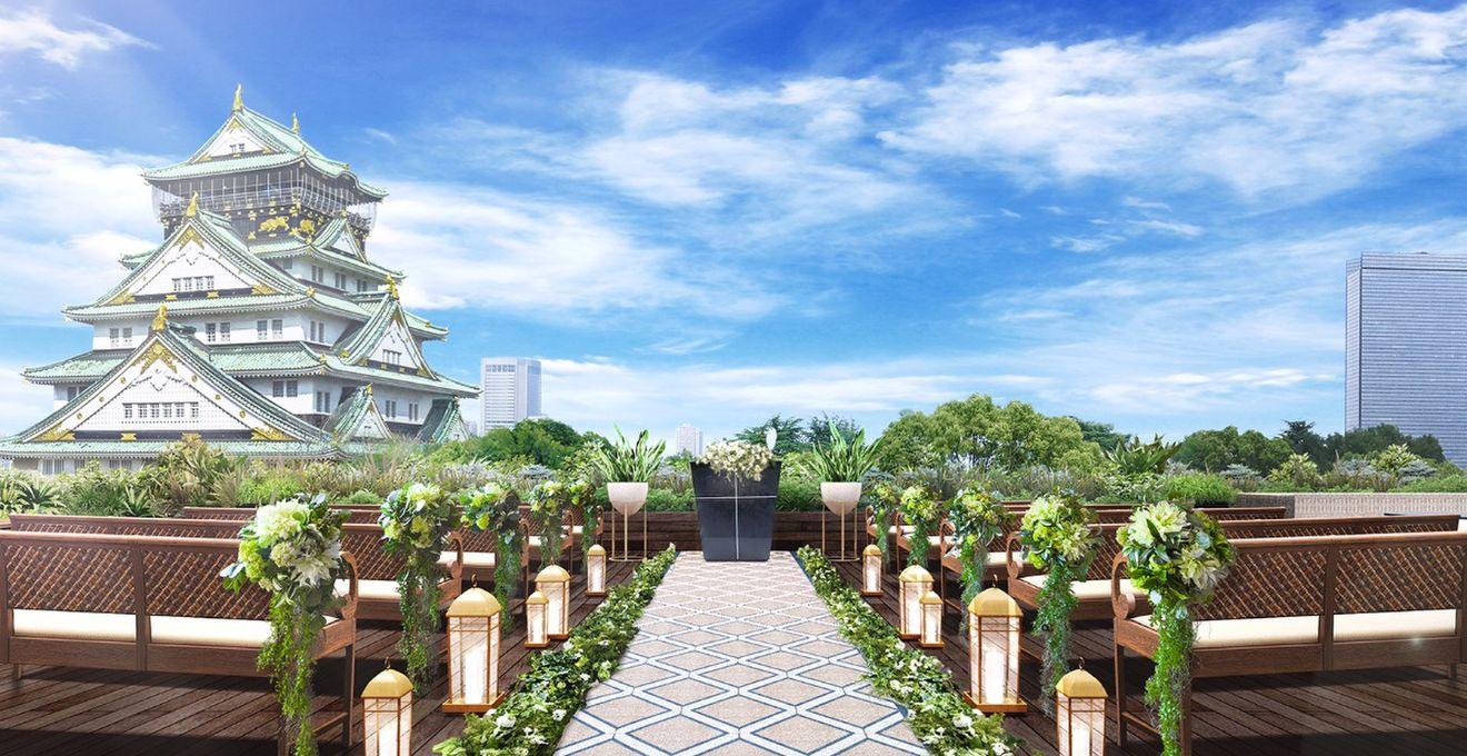 大阪城に隣接!「THE LANDMARK SQUARE OSAKA 」が10月にグランド ...