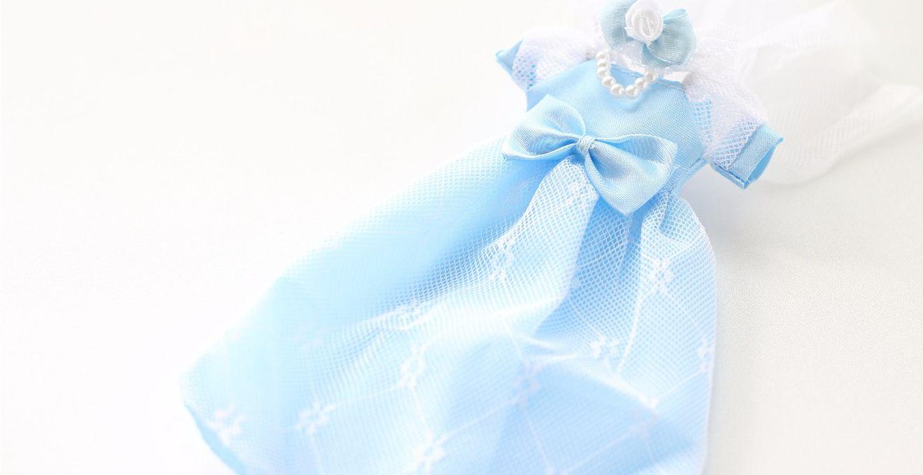 永遠の胸キュンアイテム♪「リボン」がポイントのウェディングドレスデザインまとめ