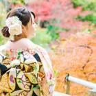 白無垢のほか色打掛や引き振袖からも選べ、色や柄もバラエティに富んだ人気の和装の画像