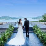 【広島結婚式場】リゾート感が大人気*海が見える結婚式場5選!