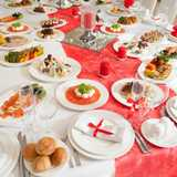 結婚式ゲストの満足度を左右する!婚礼料理の基本