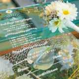 「わいわい!×楽しい!×キャンプ!」をテーマに*たくさんの手作りアイテムを取り入れた結婚式