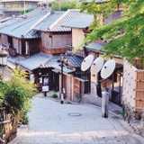 \話題の茶屋風スタバ新店舗も!/初夏を楽しむ京都デートスポット