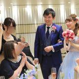 「ゲストへ感謝」をテーマに*ゲストとの時間を大切にする結婚式