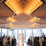 【結婚式拝見】「THE GRAND GINZA」でモダンエレガントな大人の銀座ウェディング