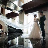 【結婚式拝見】上質・豪華を追い求めて!「シャングリ・ラ ホテル 東京」で叶えたラグジュアリーウェディング