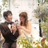 【結婚式拝見】海と緑に囲まれて!ゲスト参加型のアットホームウェディング