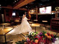 結婚式の二次会会場<東京>音楽や映像設備が充実しているお店