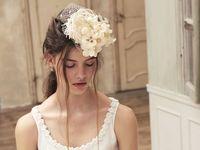 「あなただけ」の贅沢を叶える♪CA4LA Bridalの一点物ヘッドピースが素敵!