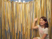 【試してみた】失敗なしで作れる便利アイテム♪リボンカーテンに挑戦!