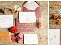秋挙式の招待状は色味が重要!参考にしたい秋モチーフの招待状のまとめ♪