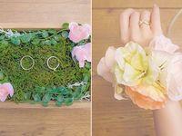 DIY花嫁の強い味方!100均でウェディングアイテムDIYに挑戦♪