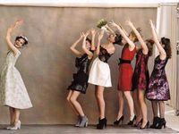 結婚式のお呼ばれ服装♪ファストファッションのミックスコーデ