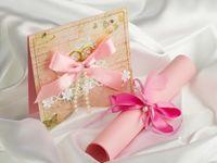 結婚式のペーパーアイテムを上手に手作りする方法
