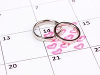 結婚式の日取りを決める際、気を付けるべき4つのこと