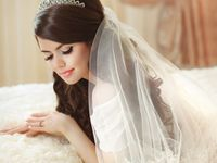 ウェディングドレスのベール、相場価格や長さ別の選び方