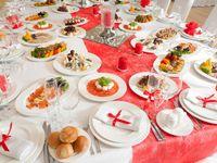 結婚式ゲストの満足度を左右する?? 披露宴の料理品数について