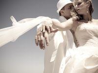 結婚写真は別撮りがオススメ! ロケーションフォトの魅力