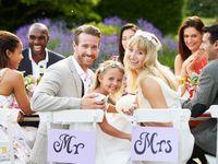 子どもゲストが多い場合の結婚式場の選び方