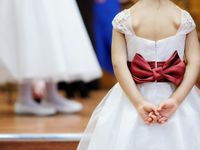 子どもの白いドレスはナシ?? 子連れ結婚式でのマナー