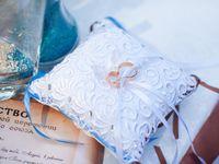 結婚式でリングボーイ・リングガールの演出、リングピローもかわいらしく☆