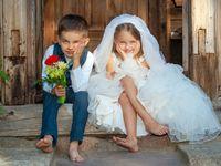 結婚式に子ども・赤ちゃんを連れて行く時の5つのポイント