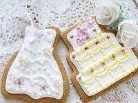 結婚祝いや出産祝いに! 名前入りアイシングクッキー
