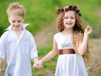 結婚式お呼ばれゲスト<子供向け>男の子&女の子髪型アレンジ