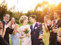 結婚式に呼ばれたときはどうする?? 結婚式ゲストネイルのマナー&注意点