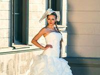 ウェディングハットでワンランク上の花嫁さんに♪