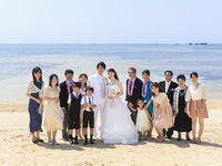 結婚式は家族にとっても大切な思い出だから。絆が深まる場所があります!