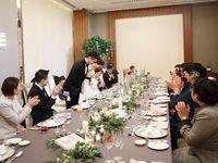【花嫁QA】少人数ウェディングのお悩み*披露宴の司会はプロに頼む?誰に頼む?