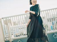 【結婚式お呼ばれ】ゲストドレスの新定番*おしゃれさんは《ロング・ミモレ丈》を選んでる!
