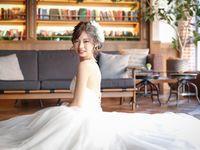 《#とびきりの花嫁ヘア》から見つける*花嫁髪型人気スタイルカタログ